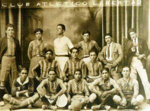 2ª división Club Atlético Libertad, 1932
