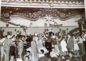 Andes Talleres, Baile de Carnaval