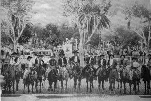 Asociación Tradicionalista Tropero Sosa, 1948