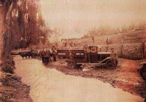Camión municipal, 1928