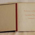 Cuaderno para anotaciones. Ferrocarril General San Martín / Notebook for annotations. General San Martín Railway