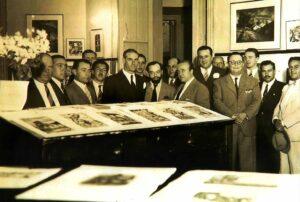 Della Santa Delhez C, 1940