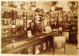 Electricidad González, 1928