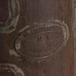 Farol de cambista de tres colores. Elemento de iluminación y para hacer señales Linier Engineering Co. Birmingham – Inglaterra 1946. Ferrocarril Trasandino / Three Color Signalman Lantern. Lighting and signaling element. Linier Engineering Co. Birmingham - England 1946. Trasandino Railway