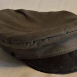 Gorra de maquinista. Ferrocarril Trasandino / Conductor hat. Trasandino Railway