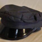 Gorra de cambista. Ferrocarril Trasandino / Signalman hat. Trasandino Railway