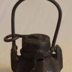 Aceitera pequeña. Ferrocarril Trasandino / Small oil can. Trasandino Railway
