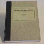 Cuaderno de anotaciones del guarda. Ferrocarril Trasandino / Guard's Notebook. Trasandino Railway