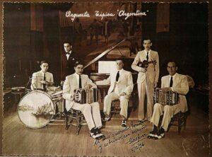 Orquesta Típica Argentina, 1936