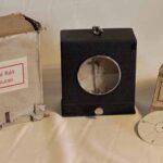 Reloj de control. Ferrocarril Trasandino / Control clock. Trasandino Railway