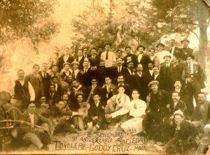 Sociedad de Toneleros, 1924