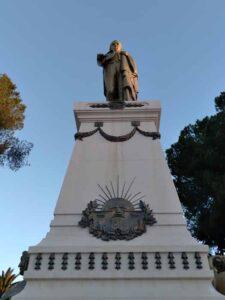 Monumento Tomás Godoy Cruz