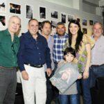 El Jurado con el niño René Augusto Andrada