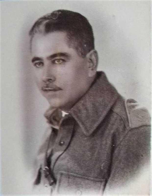 1-Julio Leopoldo Olmos Zarate (1905-1977). Gentileza: María Ester Olmos
